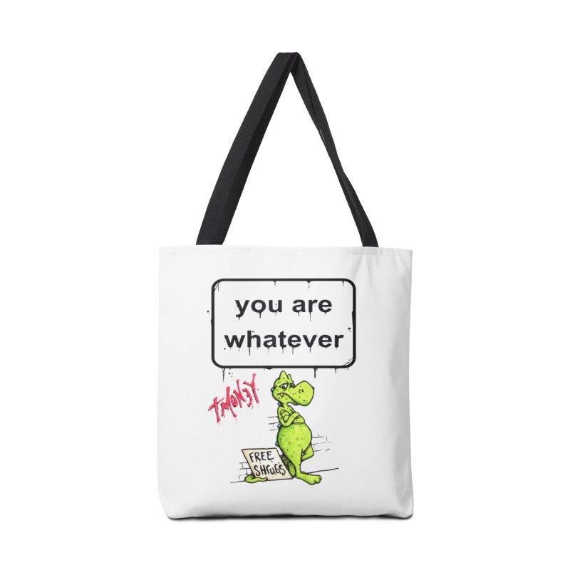 YAW Accessories Tote Bag Bag by tmoney's Artist Shop