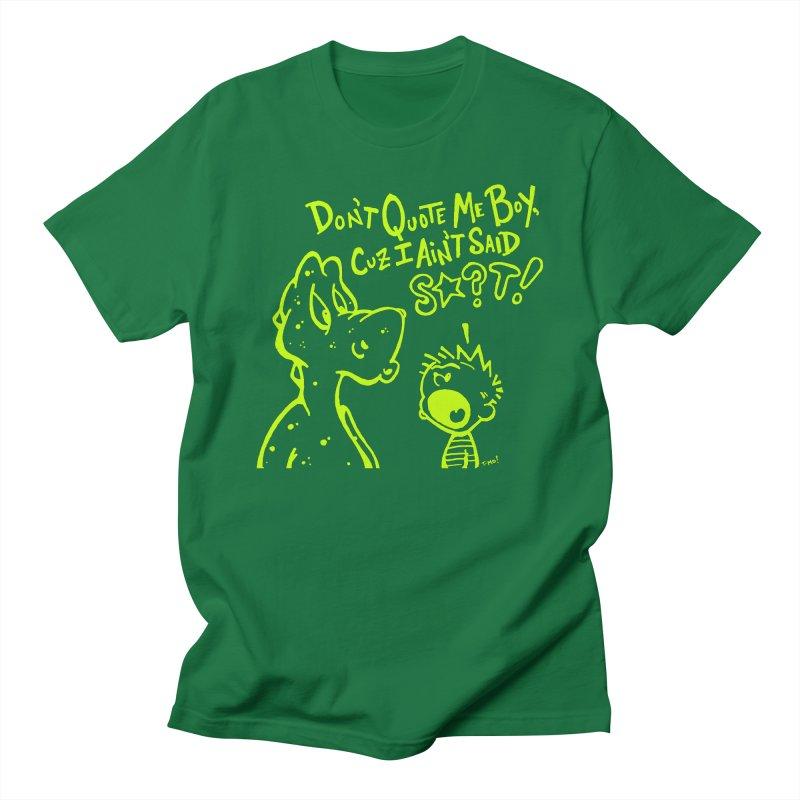 S*?T! Men's Regular T-Shirt by tmoney's Artist Shop