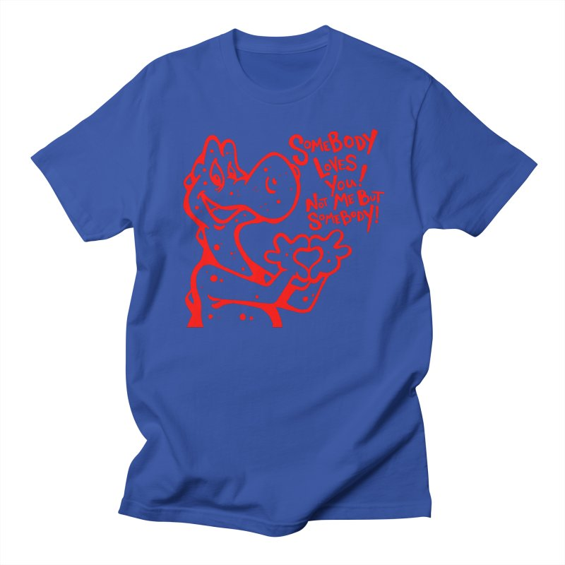 Love Men's Regular T-Shirt by tmoney's Artist Shop