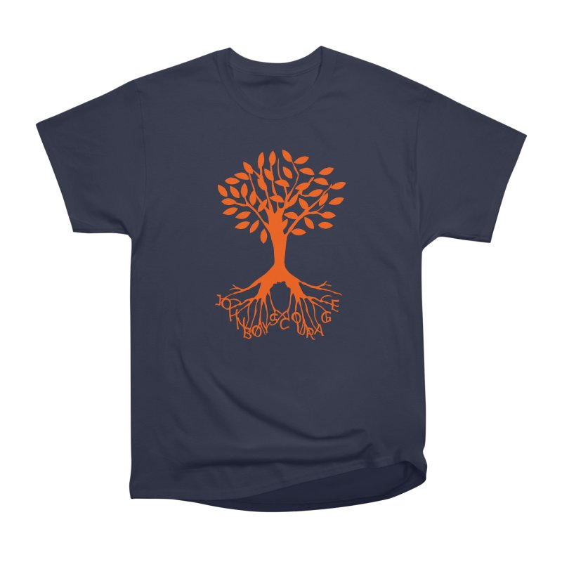 JBC Orange Tree Men's Classic T-Shirt by Todd Sarvies Band Apparel