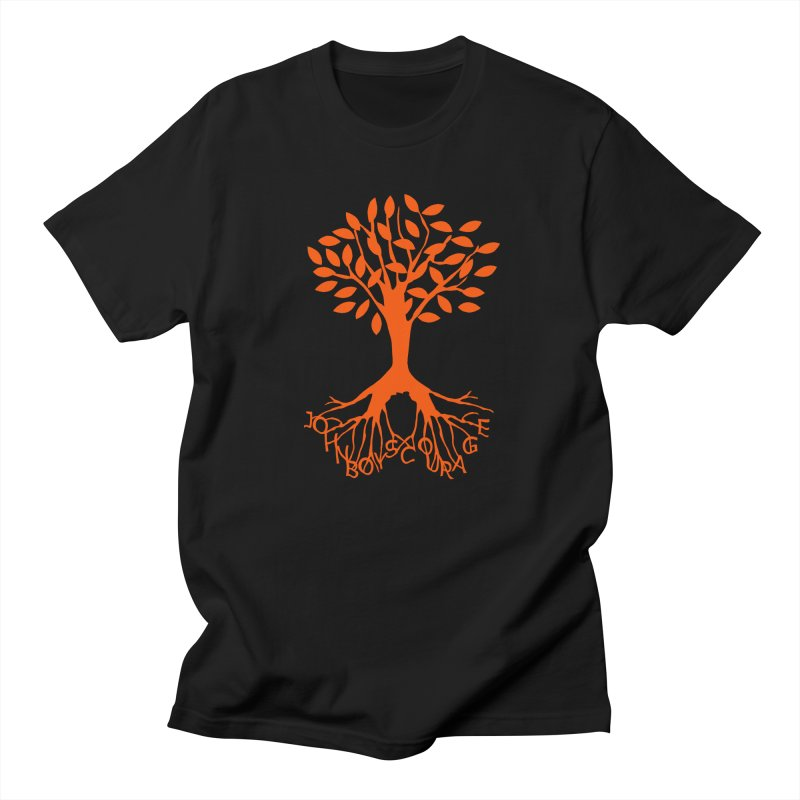 JBC Orange Tree Men's Regular T-Shirt by Todd Sarvies Band Apparel