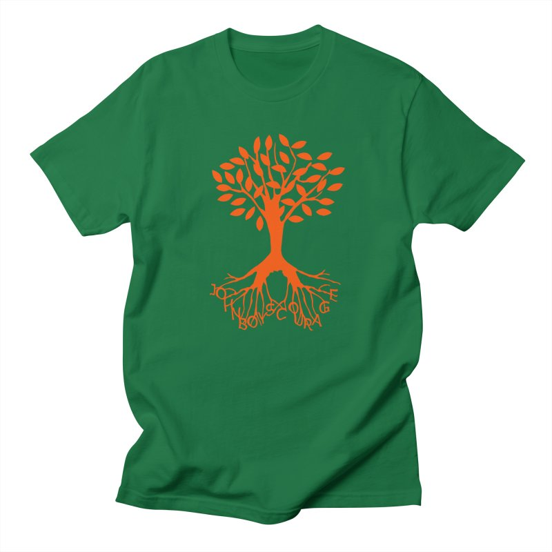 JBC Orange Tree Men's Regular T-Shirt by Todd Sarvies Band Apparel