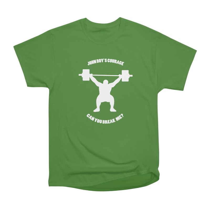 JBC Weight Lifter Women's Classic Unisex T-Shirt by Todd Sarvies Band Apparel
