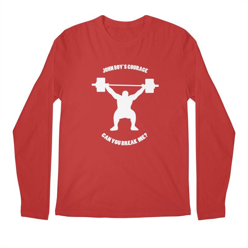 JBC Weight Lifter Men's Longsleeve T-Shirt by Todd Sarvies Band Apparel