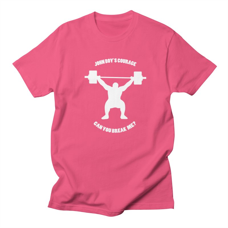 JBC Weight Lifter Women's Unisex T-Shirt by Todd Sarvies Band Apparel