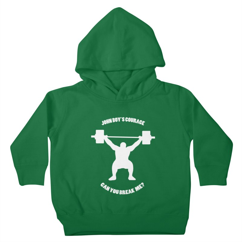 JBC Weight Lifter Kids Toddler Pullover Hoody by Todd Sarvies Band Apparel