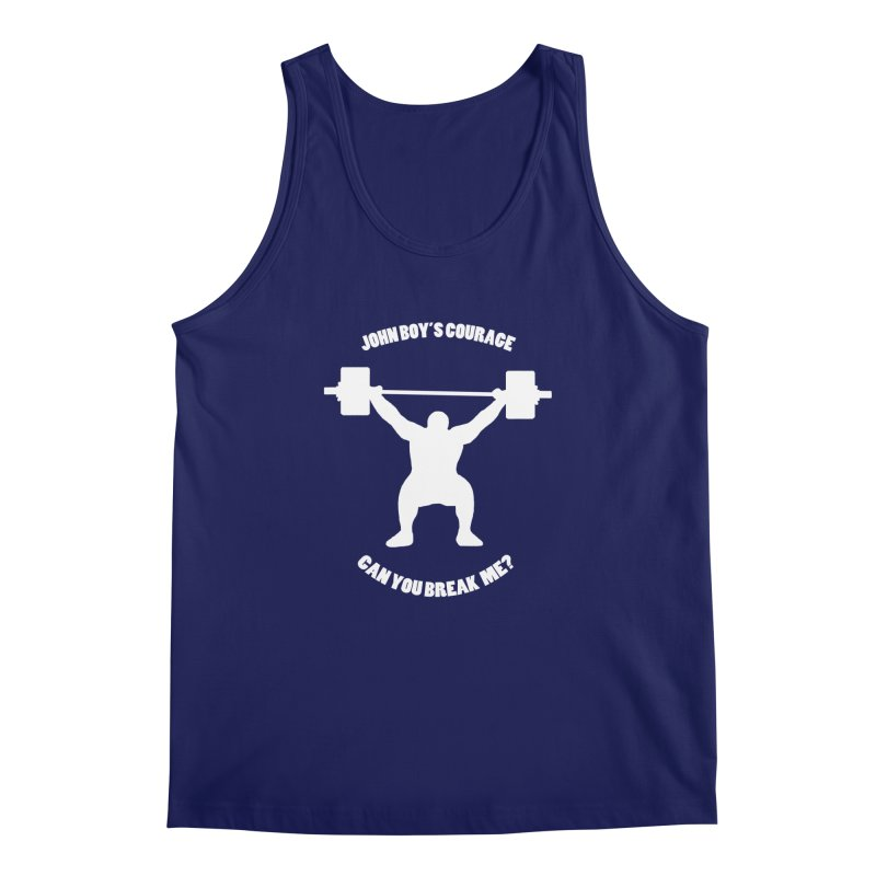 JBC Weight Lifter Men's Tank by Todd Sarvies Band Apparel