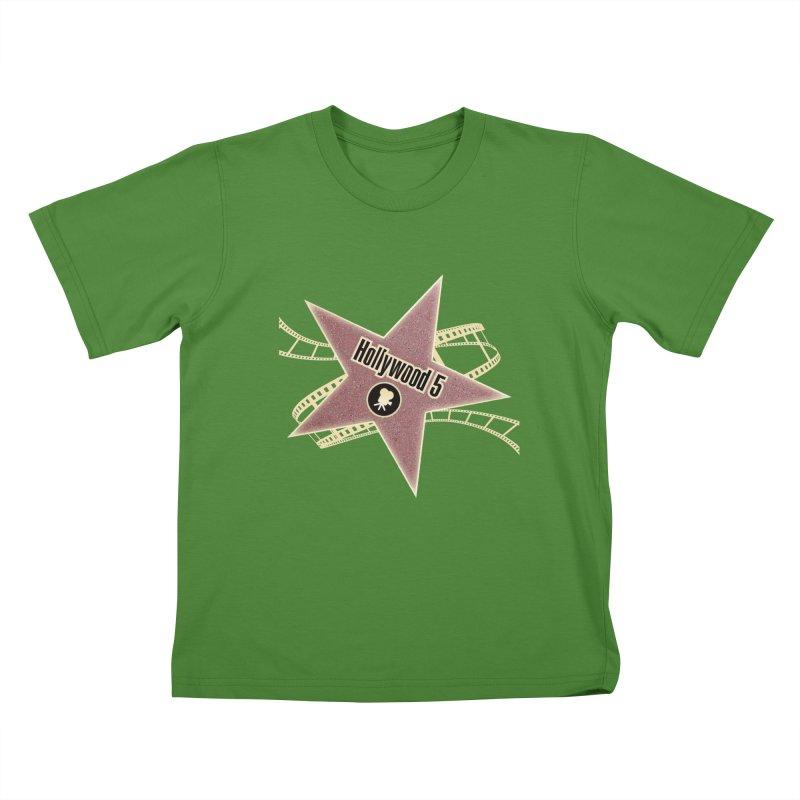 Hollywood 5 Star Kids T-Shirt by Todd Sarvies Band Apparel