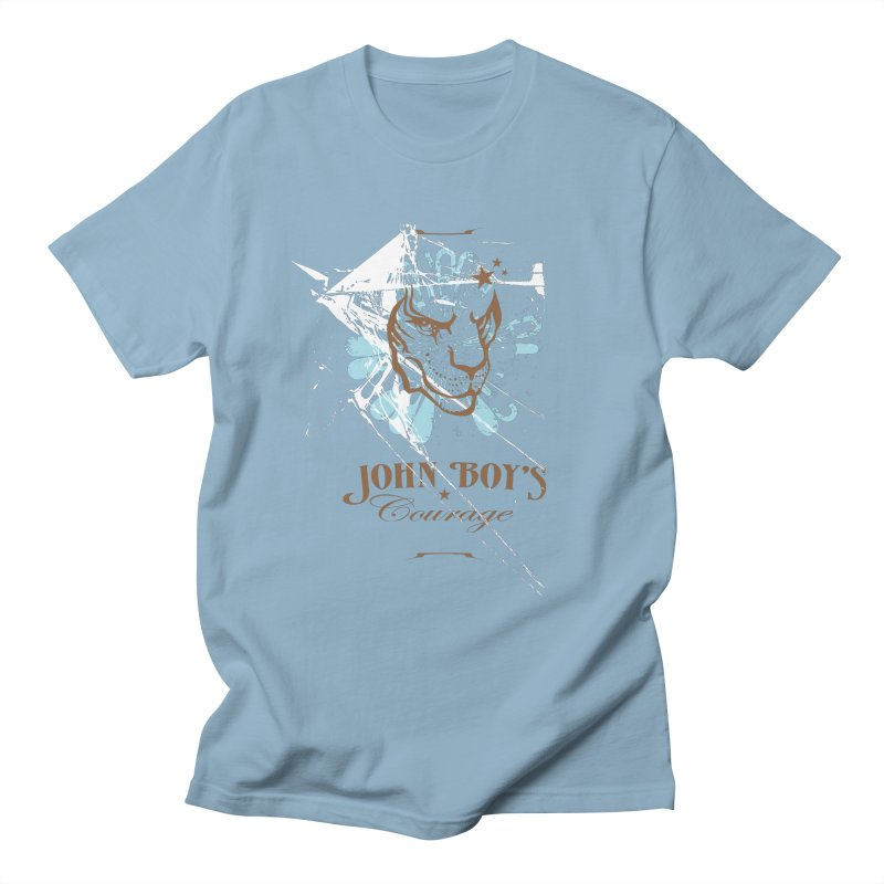 JBC Graphic Lion Men's Regular T-Shirt by Todd Sarvies Band Apparel