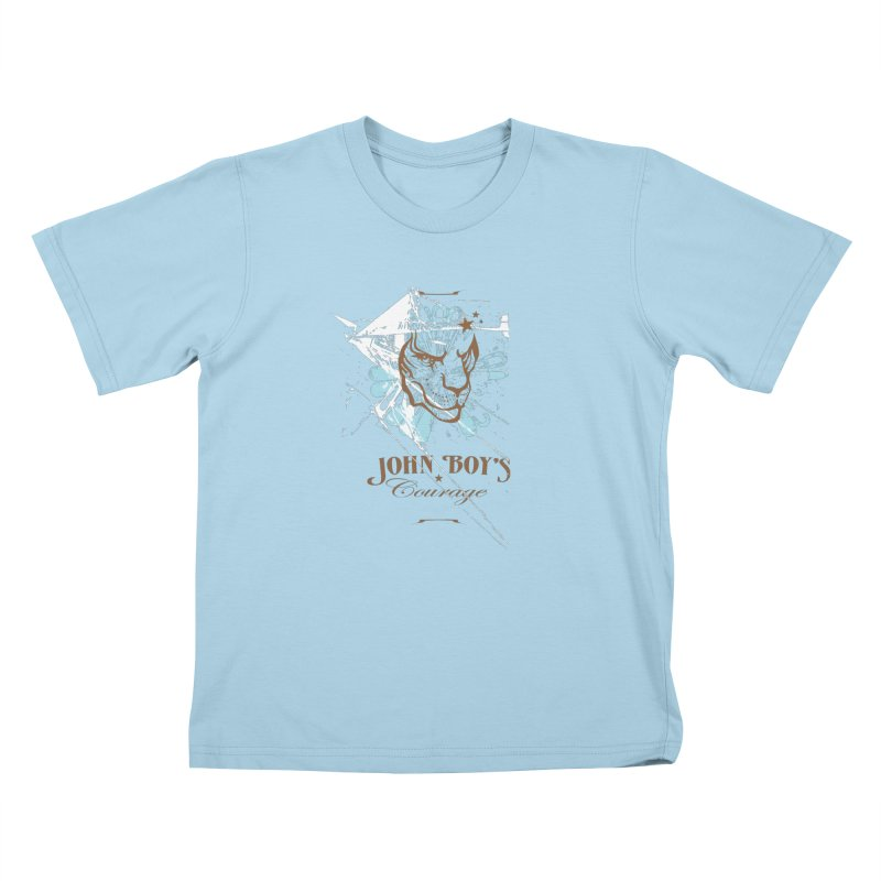 JBC Graphic Lion Kids T-Shirt by TODD SARVIES BAND APPAREL