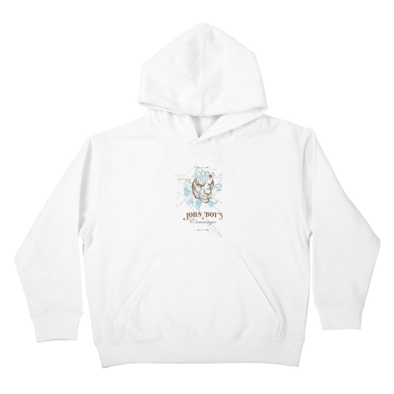 JBC Graphic Lion Kids Pullover Hoody by Todd Sarvies Band Apparel