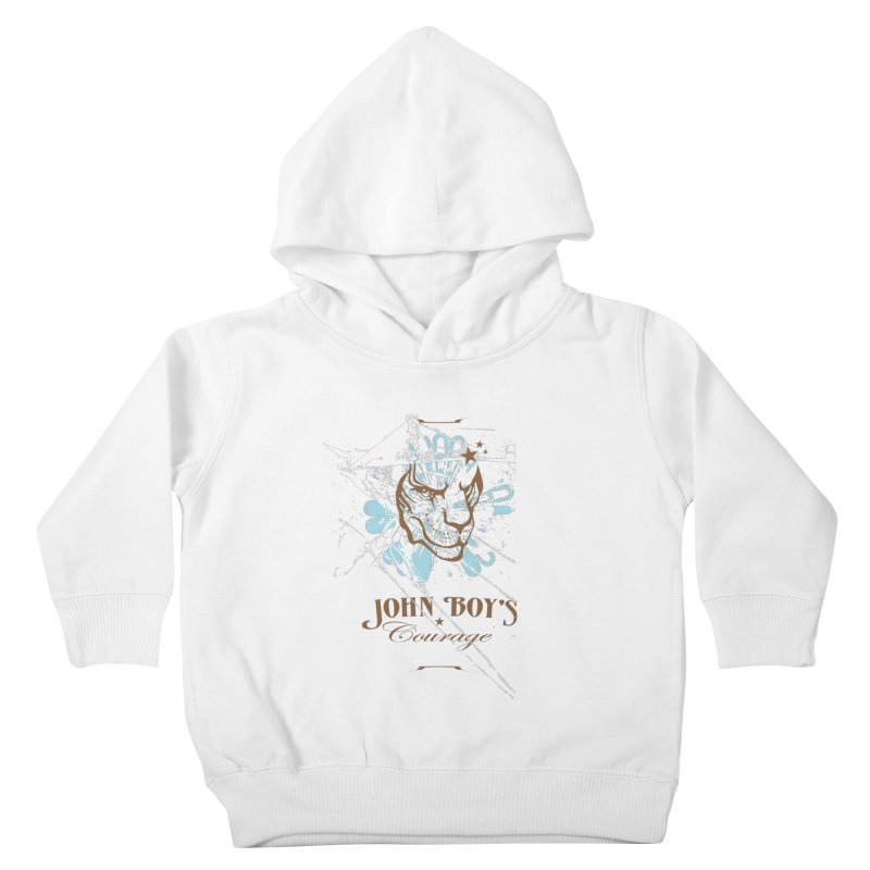 JBC Graphic Lion Kids Toddler Pullover Hoody by TODD SARVIES BAND APPAREL