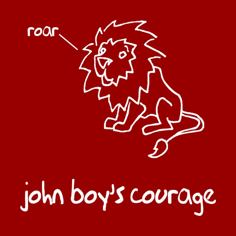 JBC Classic Lion None  by Todd Sarvies Band Apparel