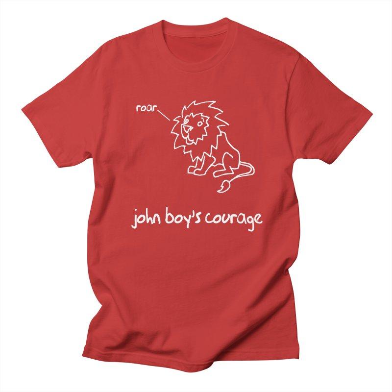 JBC Classic Lion Men's Regular T-Shirt by Todd Sarvies Band Apparel