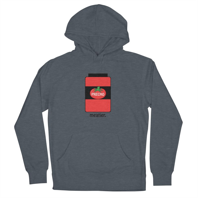 Precho Sauce Women's Pullover Hoody by Todd Sarvies Band Apparel