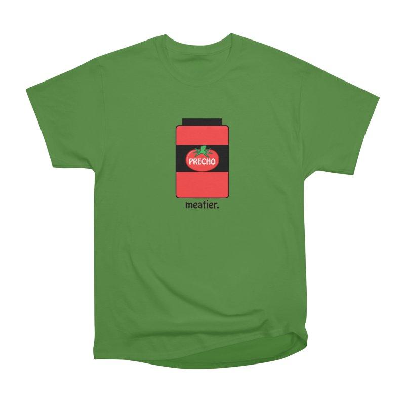 Precho Sauce Men's Classic T-Shirt by Todd Sarvies Band Apparel