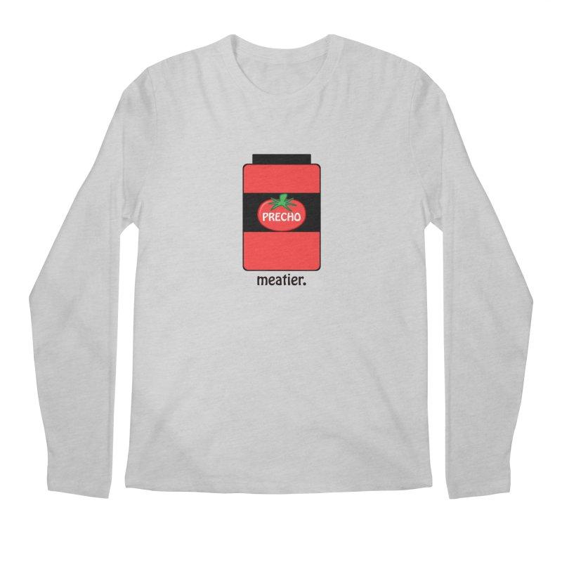 Precho Sauce Men's Longsleeve T-Shirt by Todd Sarvies Band Apparel