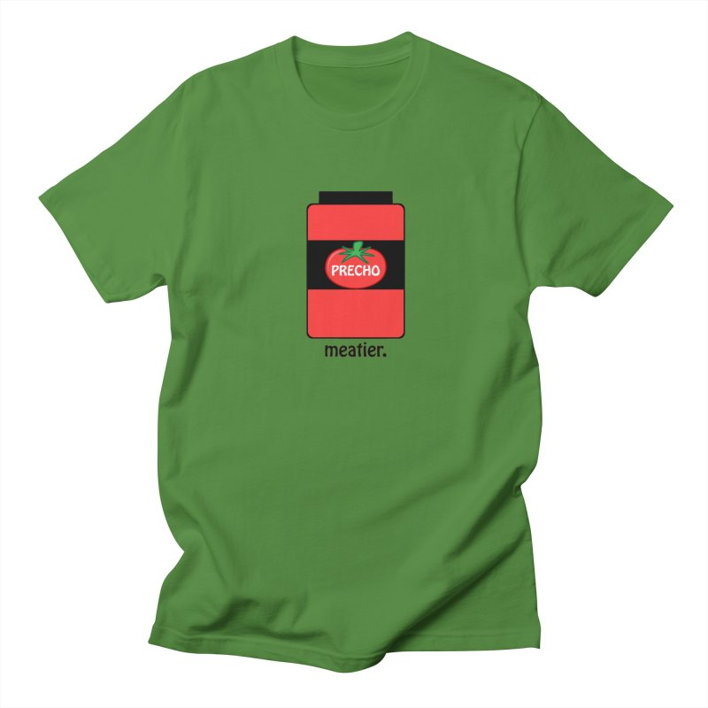 Precho Sauce in Men's T-Shirt Clover by Todd Sarvies Band Apparel