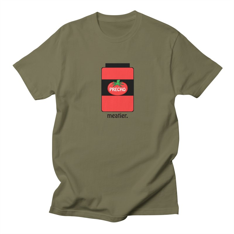 Precho Sauce Women's Unisex T-Shirt by Todd Sarvies Band Apparel