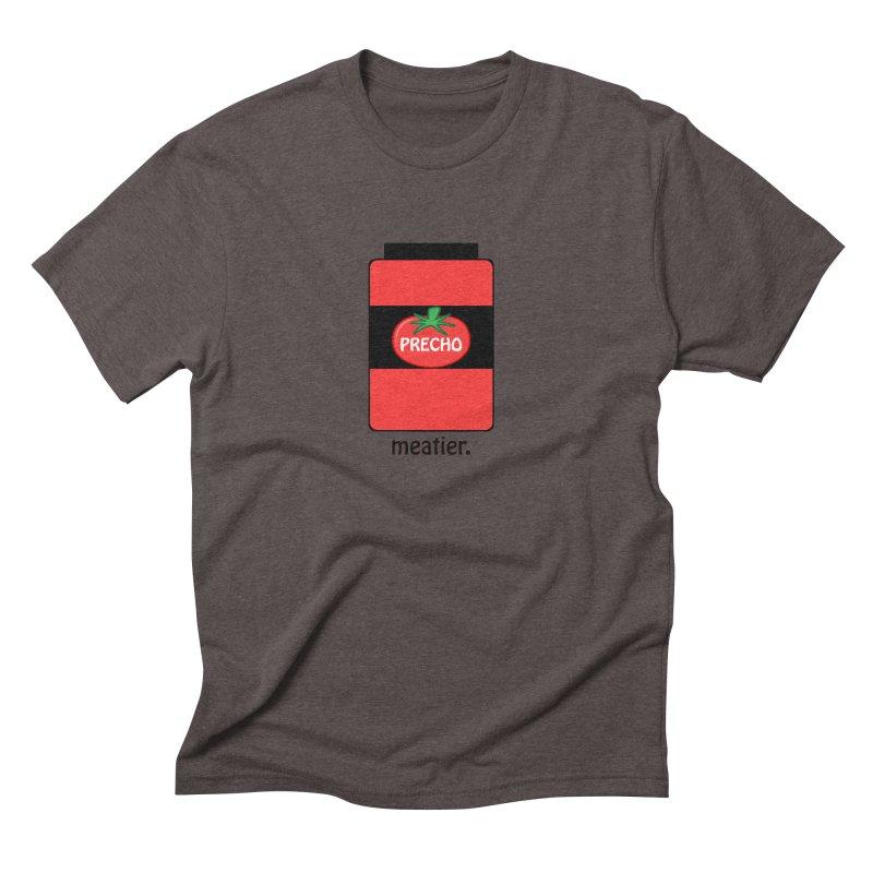 Precho Sauce Men's Triblend T-Shirt by Todd Sarvies Band Apparel