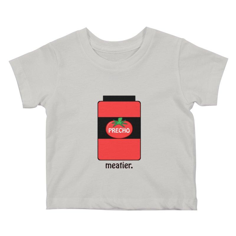 Precho Sauce Kids Baby T-Shirt by Todd Sarvies Band Apparel