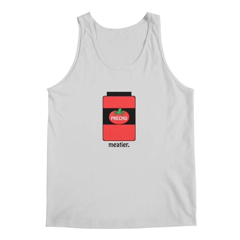 Precho Sauce Men's Regular Tank by Todd Sarvies Band Apparel