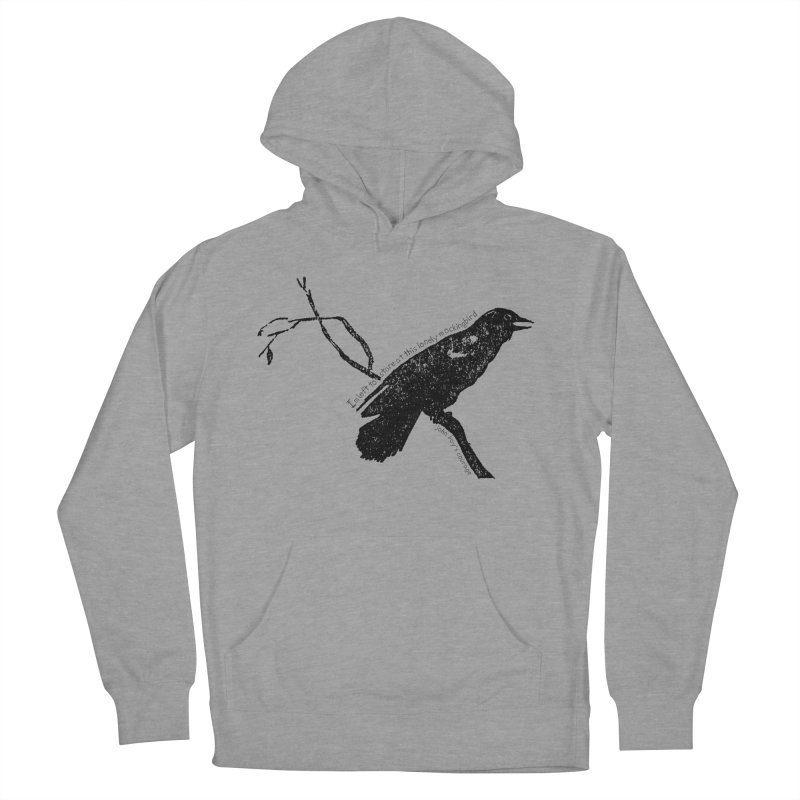 JBC Mocking Bird Men's French Terry Pullover Hoody by TODD SARVIES BAND APPAREL