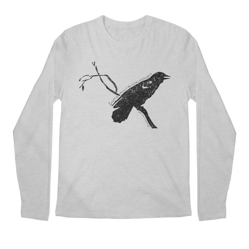 JBC Mocking Bird Men's Regular Longsleeve T-Shirt by Todd Sarvies Band Apparel