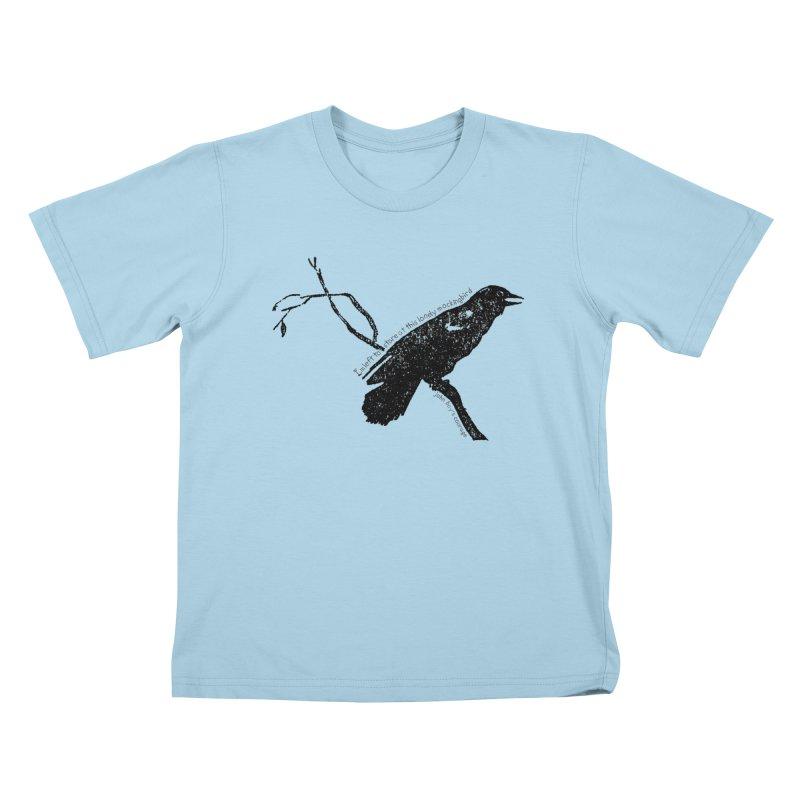 JBC Mocking Bird Kids T-Shirt by Todd Sarvies Band Apparel