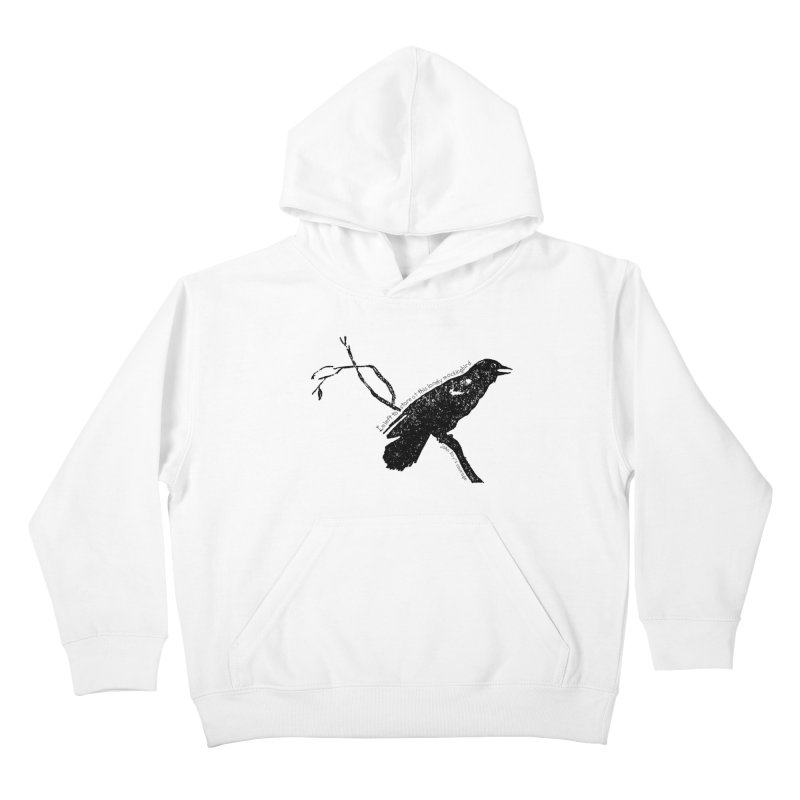 JBC Mocking Bird Kids Pullover Hoody by Todd Sarvies Band Apparel