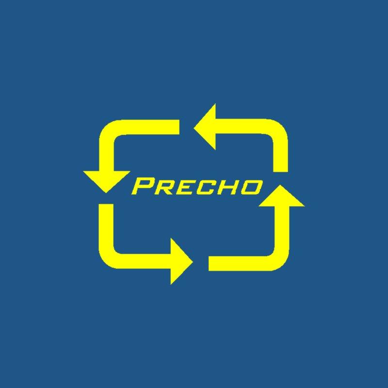 Precho Arrow Logo by Todd Sarvies Band Apparel