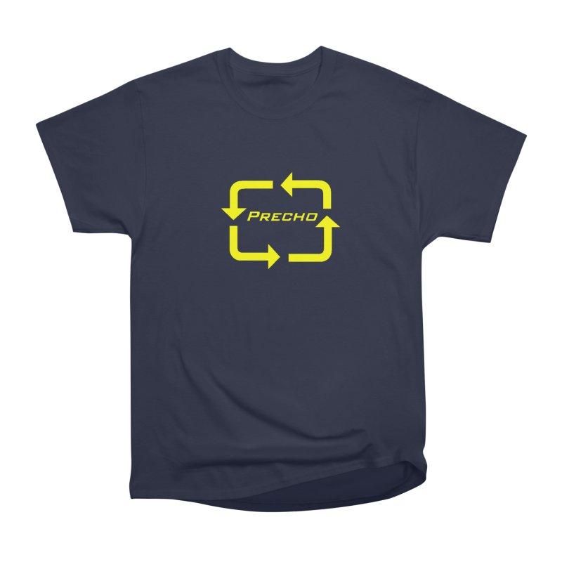 Precho Arrow Logo Men's Classic T-Shirt by Todd Sarvies Band Apparel