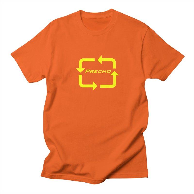 Precho Arrow Logo Women's Unisex T-Shirt by Todd Sarvies Band Apparel