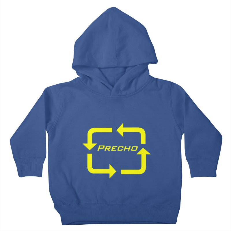 Precho Arrow Logo Kids Toddler Pullover Hoody by Todd Sarvies Band Apparel