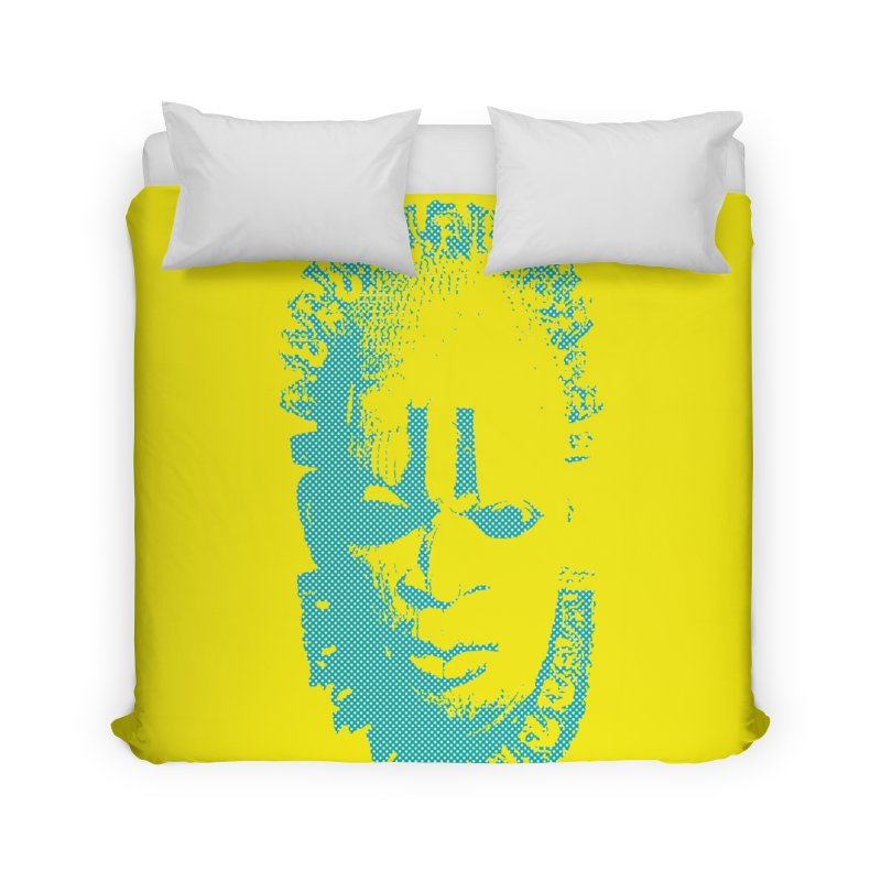 Benin Mask Home Duvet by felapopart's Artist Shop