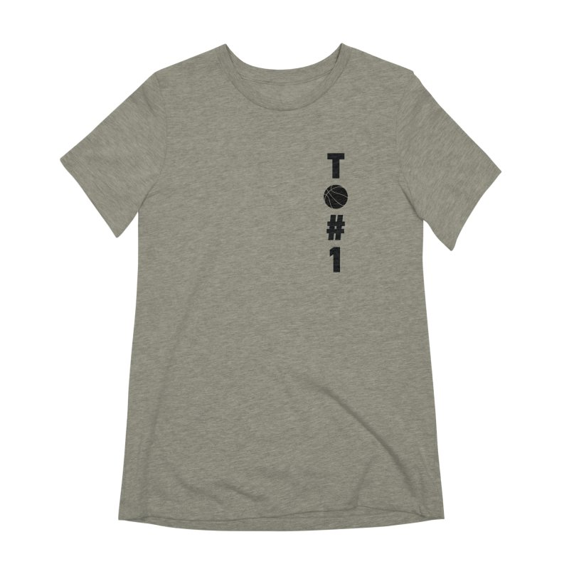 TO#1 Women's Extra Soft T-Shirt by toast designs