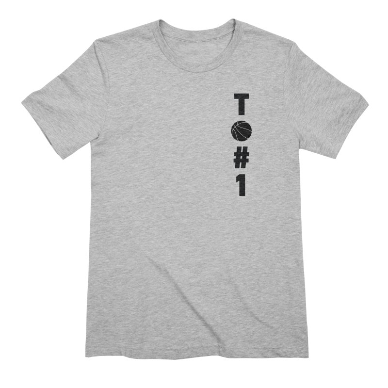 TO#1 Men's Extra Soft T-Shirt by toast designs
