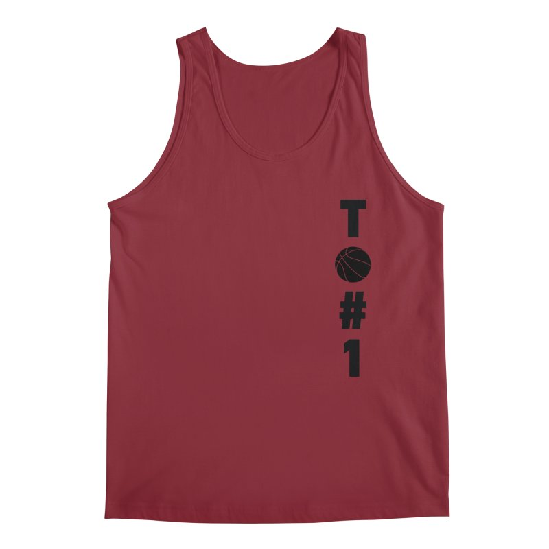 TO#1 Men's Regular Tank by toast designs
