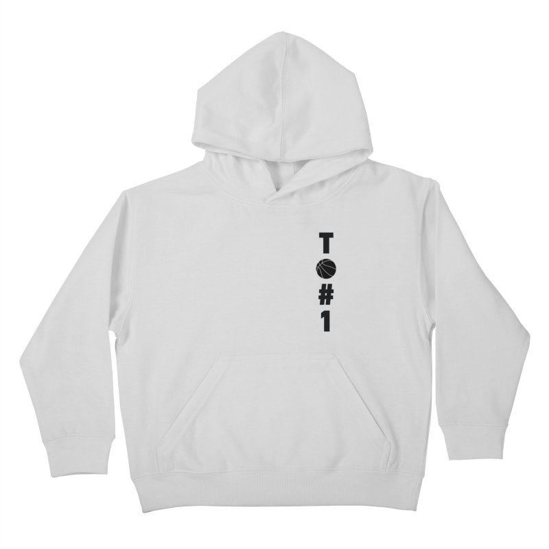 TO#1 Kids Pullover Hoody by toast designs