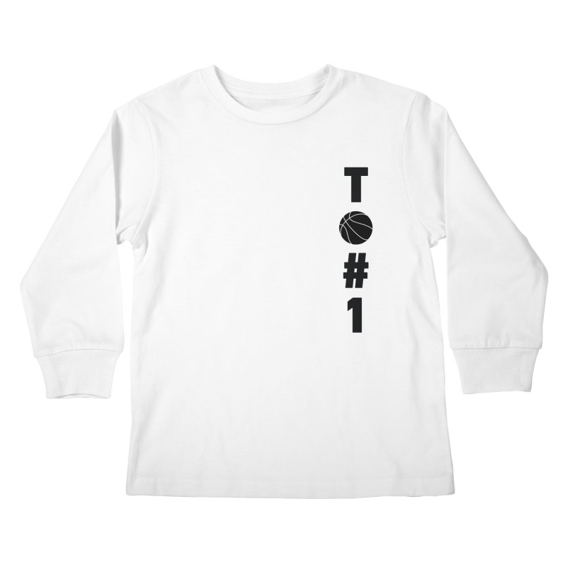 TO#1 Kids Longsleeve T-Shirt by toast designs