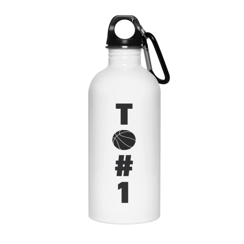 TO#1 Accessories Water Bottle by toast designs
