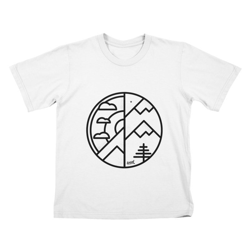 Forest Kids T-Shirt by toast designs