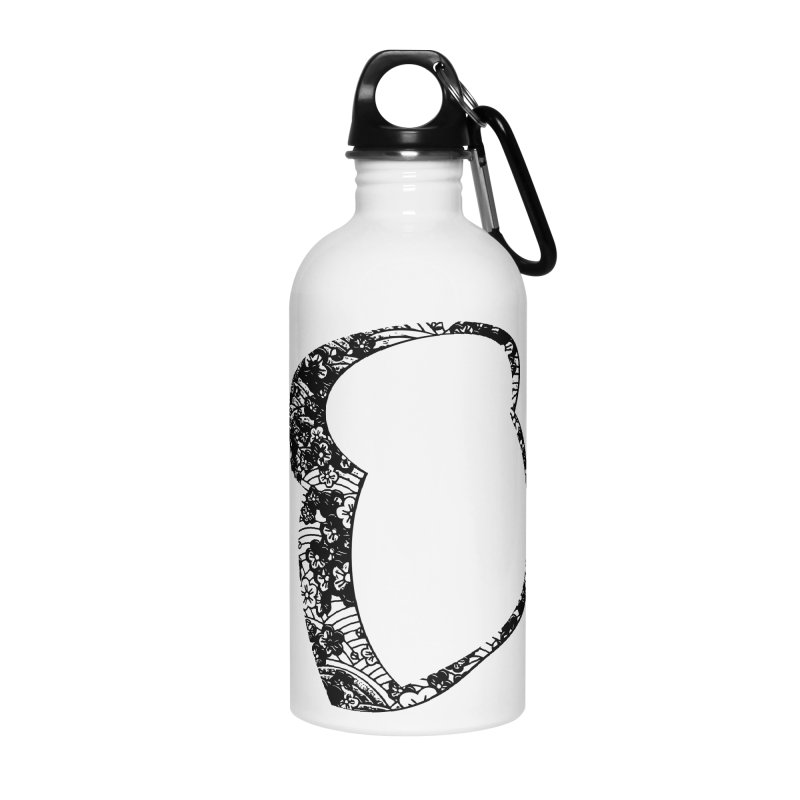 Flower Toast Accessories Water Bottle by toast designs