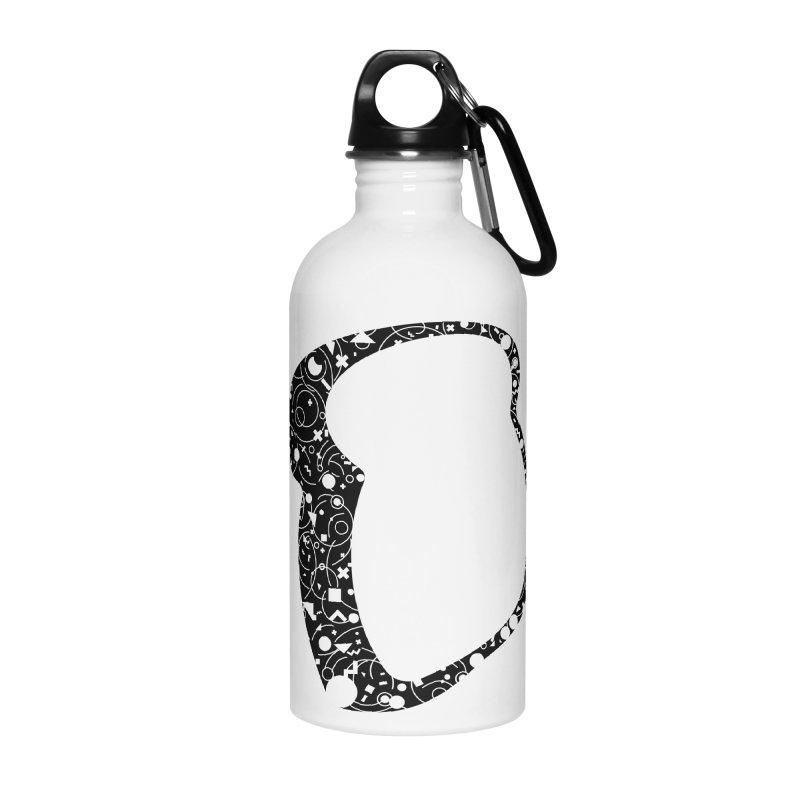 Geo toast Accessories Water Bottle by toast designs