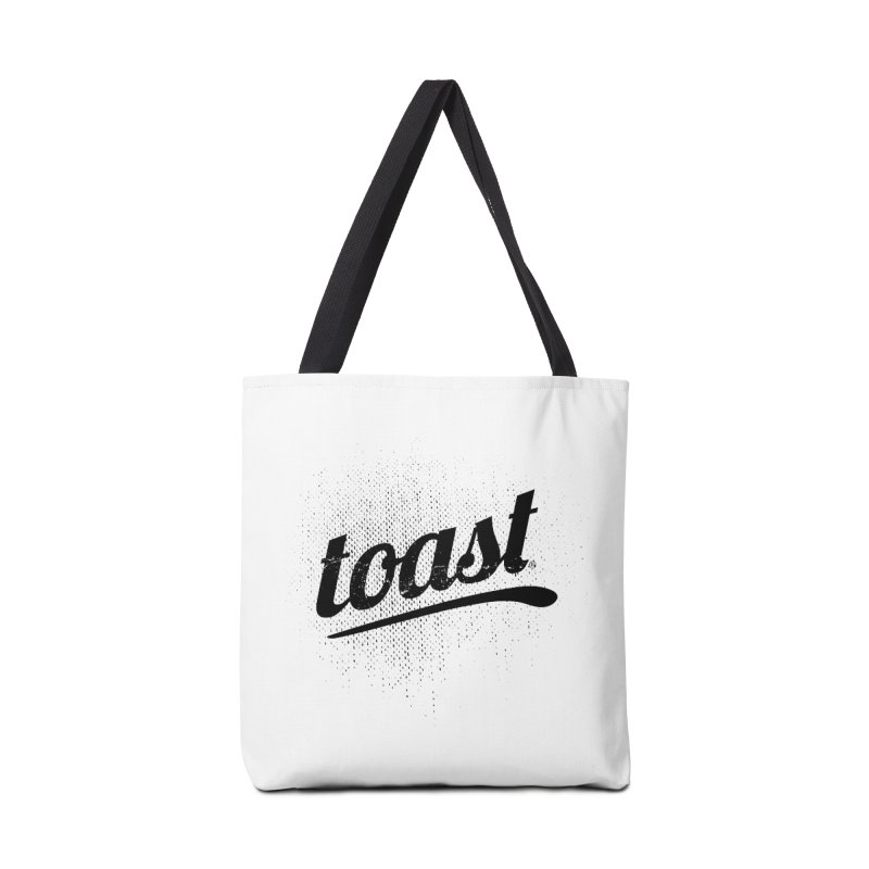 Toast Logo Brand Accessories Tote Bag Bag by toast designs