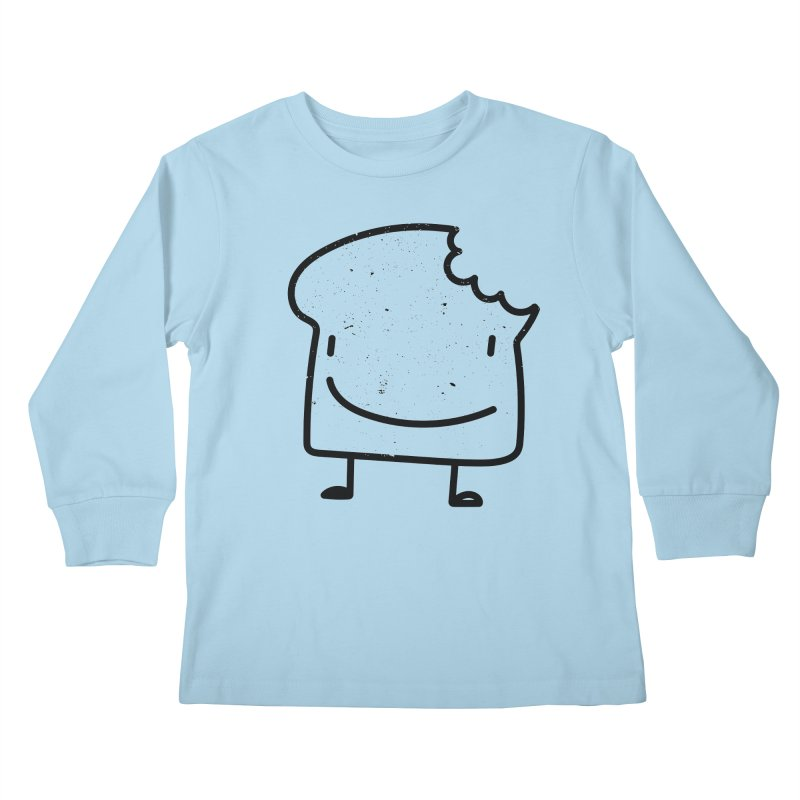 Toastito Kids Longsleeve T-Shirt by toast designs