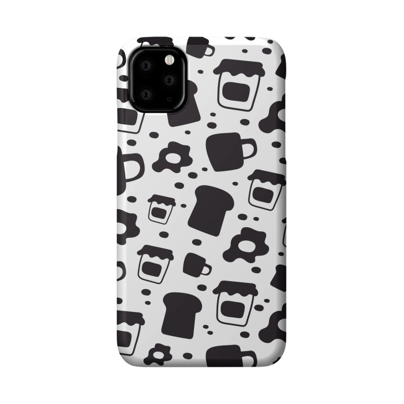Breaky Time Accessories Phone Case by toast designs
