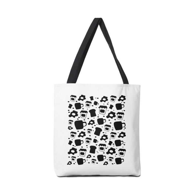 Breaky Time Accessories Bag by toast designs