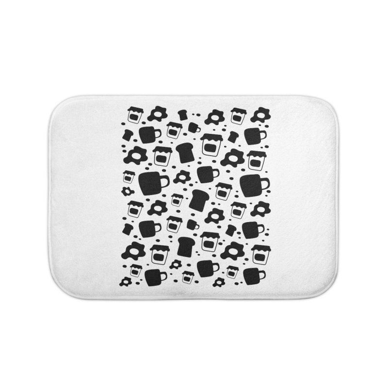 Breaky Time Home Bath Mat by toast designs
