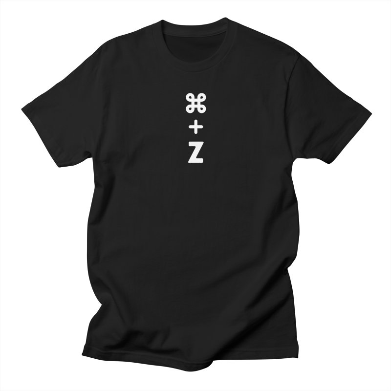 Undo Men's Regular T-Shirt by toast designs